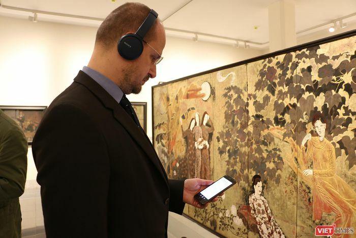 4 ưu điểm mà app di động mang lại cho người thăm quan bảo tàng