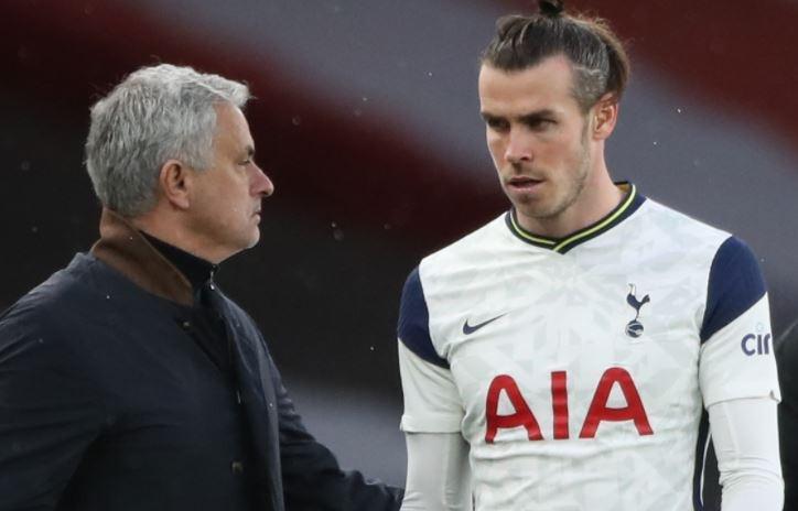 """""""Mourinho đã chán ngấy Bale"""""""