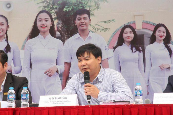 Trường ĐH Y Hà Nội dự kiến ưu tiên tuyển thí sinh có chứng chỉ Tiếng Anh quốc tế