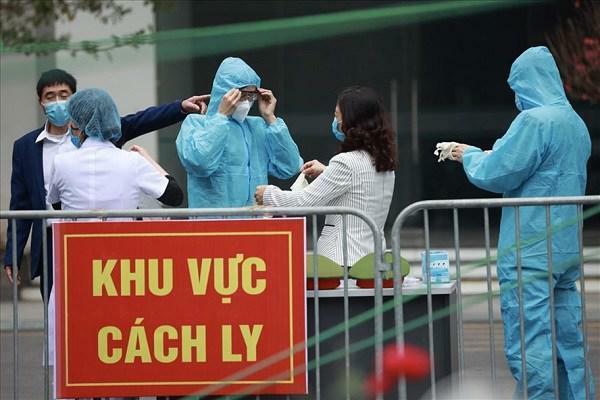 Hưng Yên có 2 trường hợp dương tính với SARS-CoV-2 đều liên quan đến bệnh nhân 2899
