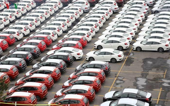 Quý I/2021, trên 35.000 chiếc ô tô nhập khẩu về Việt Nam
