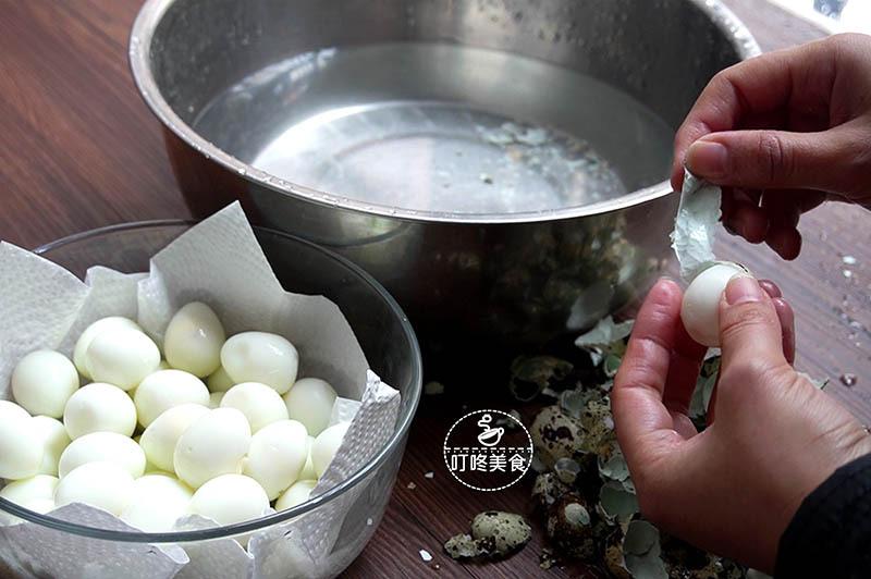Trứng cút kho mặn ngọt theo cách này, cả nồi cơm cũng bay sạch