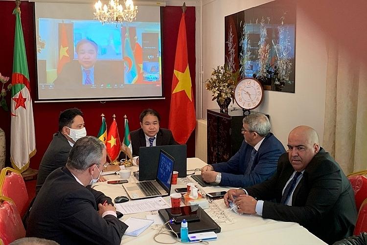 Tăng cường hợp tác thương mại và đầu tư Việt Nam – Algeria – Senegal