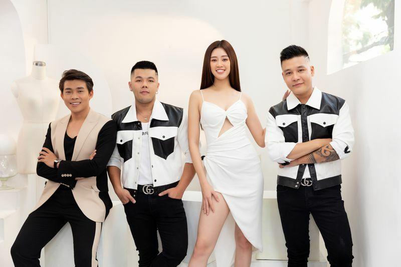 Hoa hậu Khánh Vân bật khóc vì bị stylist góp ý