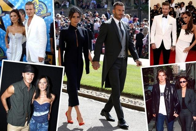 Kinh ngạc khi biết khối tài sản của Victoria và David Beckham