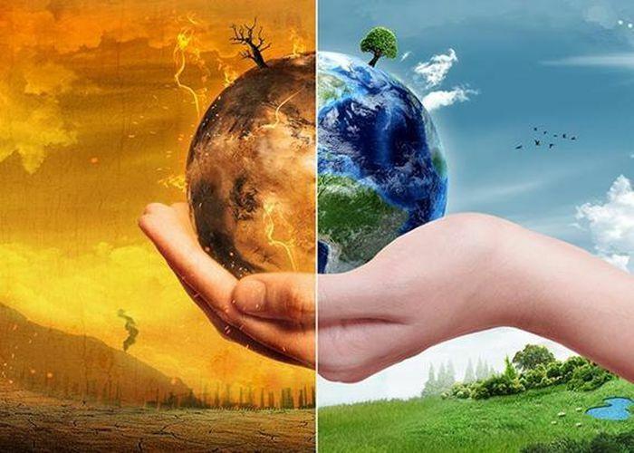Bảo vệ khí hậu trái đất: Chủ đề chung, mục tiêu riêng