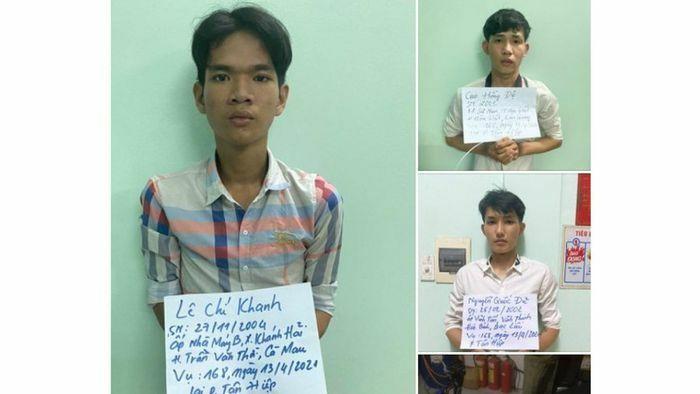 Bình Dương: Bắt nhóm đối tượng giả danh cảnh sát hình sự cướp tài sản