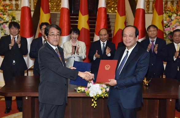 Nhật viện trợ ODA không hoàn lại giúp xây dựng hệ thống thông tin Chính phủ