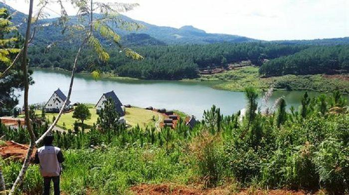 Kiên quyết xử lý sai phạm về xây dựng tại hồ Tuyền Lâm
