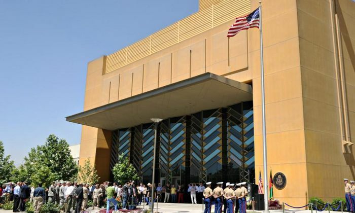 Sau quyết định rút quân, Mỹ giảm số lượng nhân viên ngoại giao ở Afghanistan
