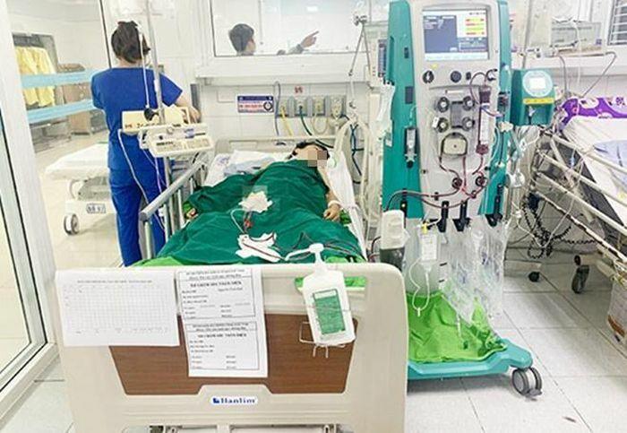 Cứu 2 trường hợp ở Phú Thọ bị đuối nước nguy kịch