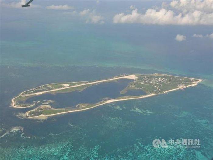 Đài Loan nâng cấp đường băng ở quần đảo Đông Sa