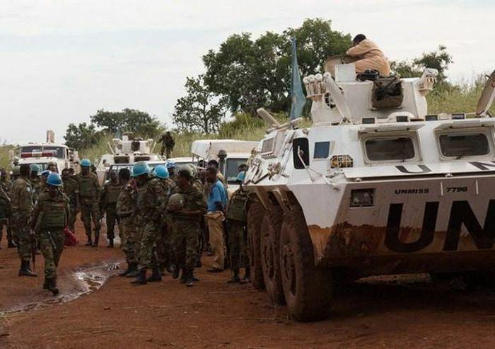 Liên hợp quốc cắt giảm lực lượng gìn giữ hòa bình tại Nam Sudan