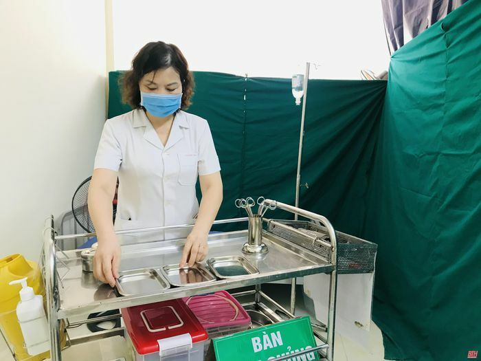 Thanh Hóa sẵn sàng cho chiến dịch tiêm vắc – xin phòng COVID-19