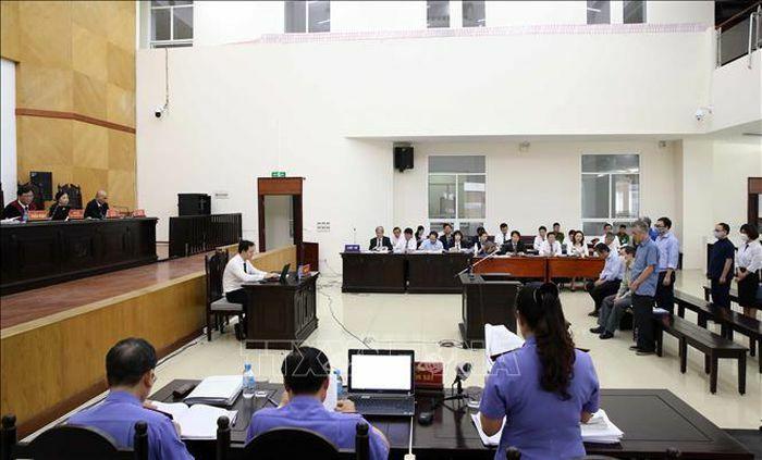 Xét xử Vũ Huy Hoàng và đồng phạm: Hầu hết các bị cáo thừa nhận hành vi vi phạm