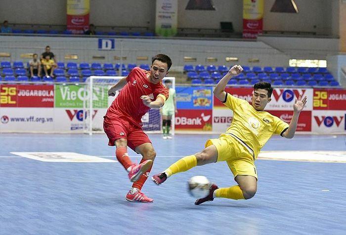 Vòng loại giải Futsal HDBank Vô địch quốc gia 2021: Xác định 4 cái tên vào Vòng chung kết