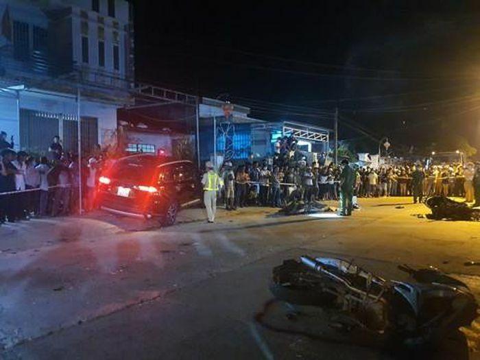 """Vụ xe """"điên"""" gây tai nạn khiến 7 người thương vong ở Quảng Nam: Tài xế có nồng độ cồn"""