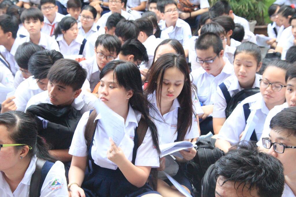 TP HCM: Công bố học sinh được tuyển thẳng vào lớp 10 công lập từ 21-5