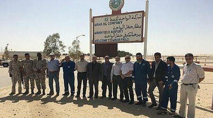 Libya khởi động giai đoạn phát triển thứ hai mỏ khí đốt El Farag