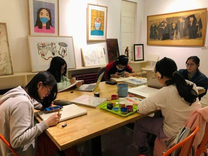 Học viện Artpink: Du học nghệ thuật cũng có thể làm kinh tế