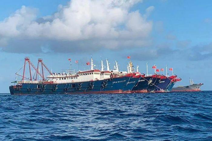 """Trung Quốc thăm dò Tổng thống Biden bằng """"phép thử"""" biển Đông"""