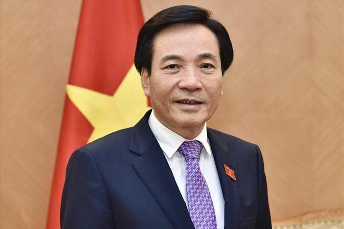Đồng chí Trần Văn Sơn giữ chức Chánh Văn phòng Ban Cán sự đảng Chính phủ