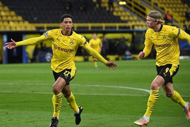 """Haaland """"tàng hình"""", Man City đánh bại Dortmund tiến vào bán kết"""