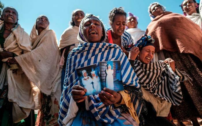 Thực tế kinh hoàng với phụ nữ và trẻ em gái trong xung đột ở Ethiopia
