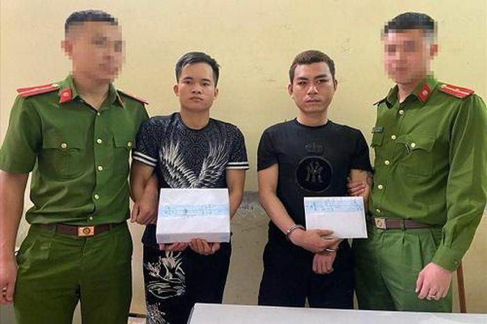 Sơn La: Bắt giữ 2 đối tượng mua bán heroin và 1000 viên ma túy tổng hợp