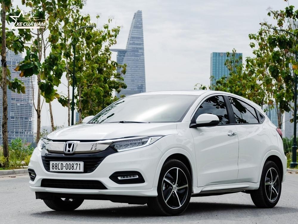 """Honda HR-V """"đè đầu"""" Ford EcoSport trong 3 tháng liên tiếp"""
