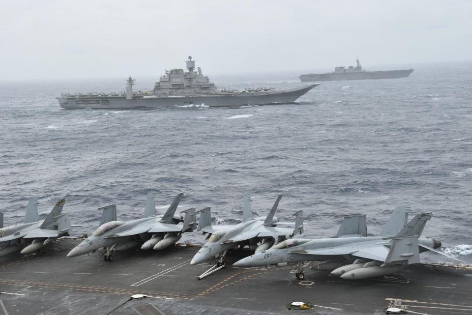 Những thách thức khi Mỹ muốn lập hạm đội ở Ấn Độ Dương