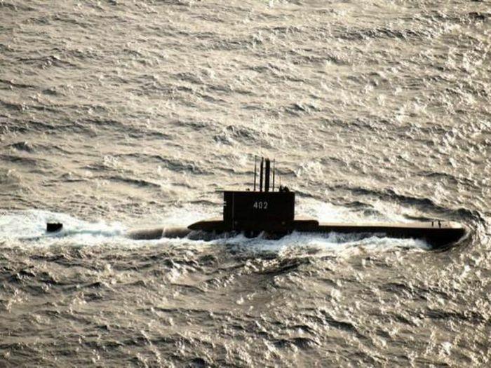 Tàu ngầm Indonesia mất tích cùng 53 thủy thủ
