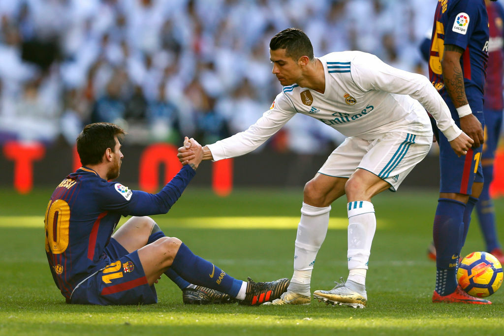 Trước vòng 30 La Liga: Cơ hội giải đại hạn của Messi