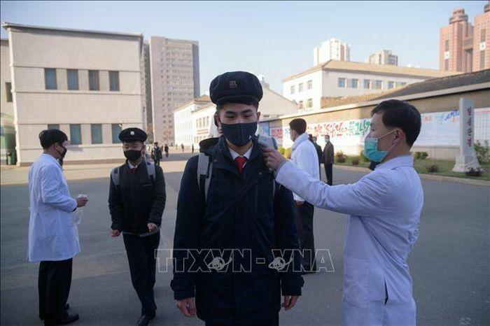 Triều Tiên tăng cường phòng chống dịch trong mùa xuân