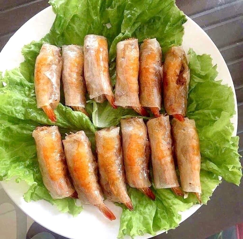 7 đặc sản từ tôm đáng thử ở Việt Nam