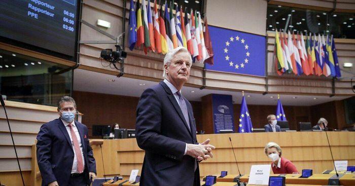 EU kết thúc hành trình dài Brexit