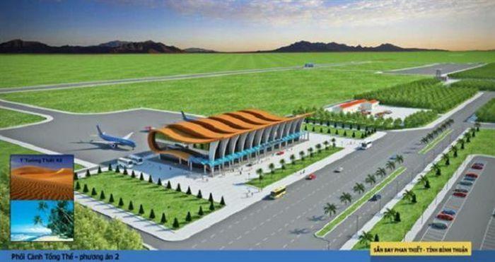 Lập hội đồng thẩm định chủ trương xây sân bay Phan Thiết