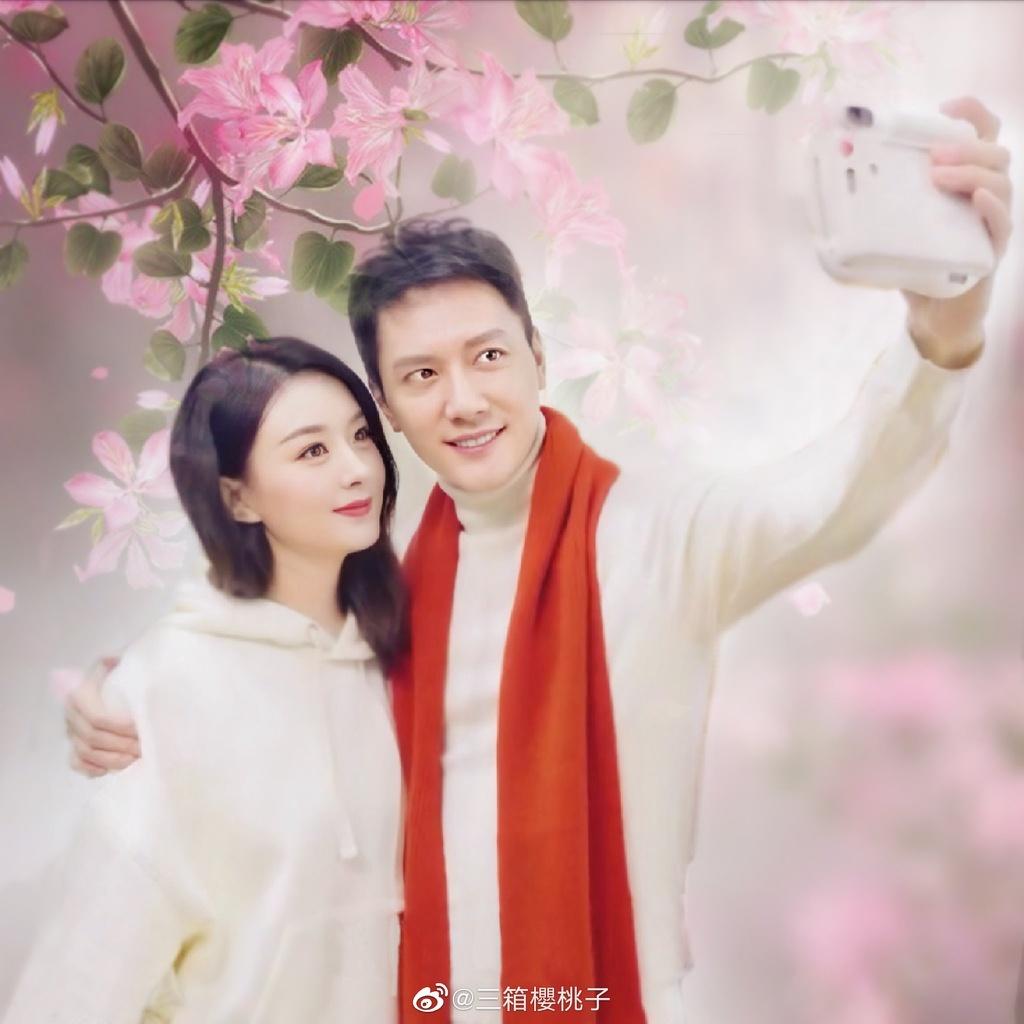 Triệu Lệ Dĩnh – Phùng Thiệu Phong ly hôn sau 3 năm mặn nồng