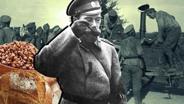 Hé lộ chế độ ăn của binh lính Nga dưới thời Sa hoàng