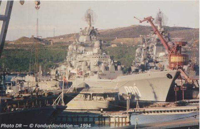 Nga chưa thể tái trang bị tuần dương hạm Đô đốc Nakhimov