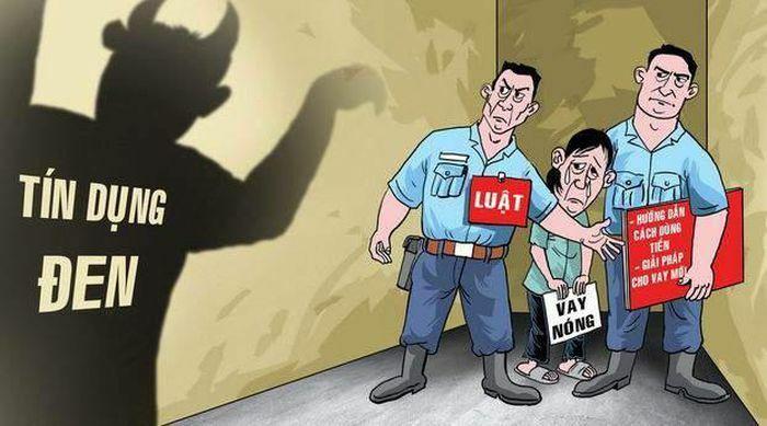 Đắk Lắk: Nữ cán bộ công an bị cảnh cáo do liên quan đến tín dụng đen