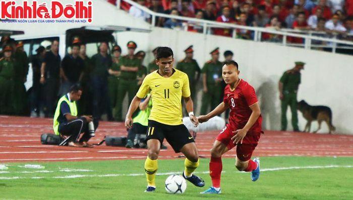 Trọng Hoàng chấn thương nghỉ 8 tuần, HLV Park Hang-seo tiếp tục hụt nhân lực ở vòng loại World Cup 2022
