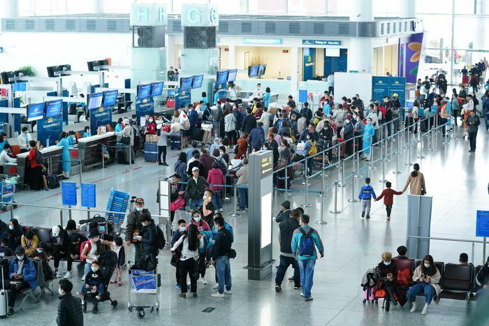 Một số hãng hàng không chưa khai thác hết giờ cất hạ cánh được cấp