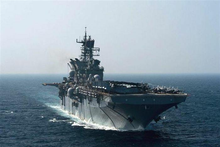 Điều nhóm tấn công tàu sân bay mini tới Biển Đông – chiến thuật cao tay của Mỹ