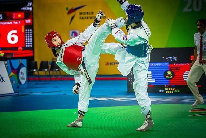 """Taekwondo Việt Nam và 30 ngày """"rực lửa"""" tìm vé dự Olympic"""