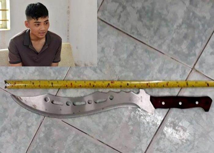 Nghi phạm chém 3 người thương vong tại TP Phan Thiết ra đầu thú