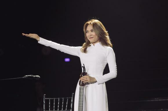 Hà Anh Tuấn, Wowy, Phan Mạnh Quỳnh thể hiện loạt hit của Mỹ Tâm trên sân khấu