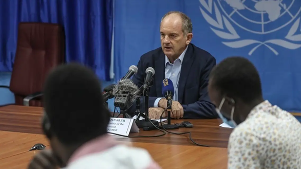 Bạo lực giảm, Liên Hiệp Quốc tính rút bớt quân khỏi Nam Sudan