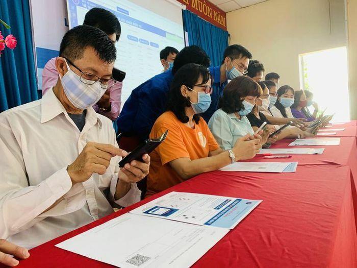 Người dân TP.HCM lần đầu tiên có hồ sơ sức khỏe điện tử