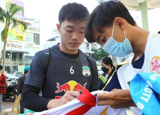 Lương Xuân Trường vẫn tập cùng HA Gia Lai trước ngày ăn hỏi